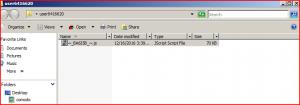 Java Script File