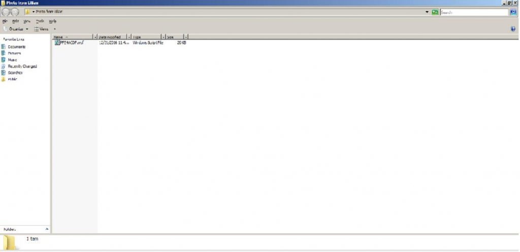 Windows Script Snapshot